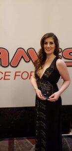 Jenna Kent Winner